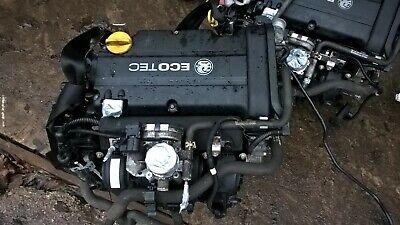 Vauxhall Tigra Astra Meriva 1.4 Twinport engine Z14XEP NEW TIMING CHAIN