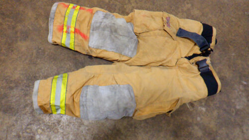 Firefighter Pants Authentic Retired from DCFD & EMT XTreme P3828-1