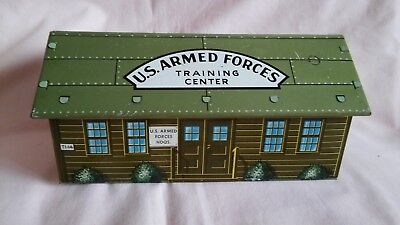 LOUIS MARX & Co LTD OF USA TINPLATE 1960,s U.S.ARMED FORCES TRAINING CENTER,RARE