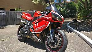 Yamaha R1 2007 - 1 Year rego Dee Why Manly Area Preview