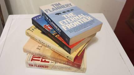 5 Tim Flannery Books