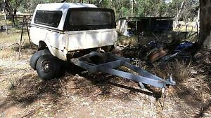 trailer toyota body St Arnaud East Northern Grampians Preview