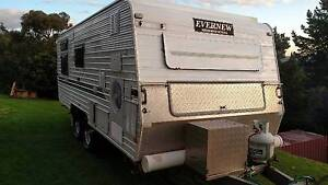 """2006 Evernew Eseries 18Ft 2"""" Offroad Caravan Beaconsfield Cardinia Area Preview"""