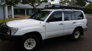 2003 Toyota LandCruiser Wagon 100 series Durack Palmerston Area Preview