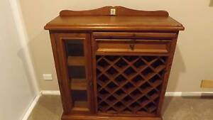 wine cabinet Tenterfield Area Preview