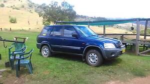 Has to go!!! 2000 Honda CR-V Wagon Bundall Gold Coast City Preview