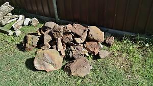 free garden rocks Erskine Park Penrith Area Preview