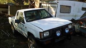 1993 Mitsubishi Triton Ute Marshall Geelong City Preview