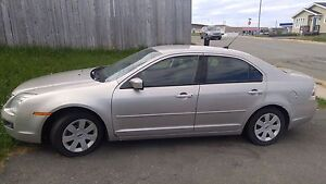 2008 Ford Fusion FE Four door