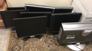 Computer Monitors (Used)-Dell,Samsung,Acer