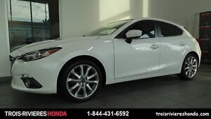 2015 Mazda Mazda3 GT mags toit ouvrant cuir