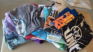 Boys clothing bundle - Sz 12 - over 25 shirts Spearwood Cockburn Area Preview