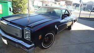 1977 Chevrolet Other Coupe Keilor East Moonee Valley Preview