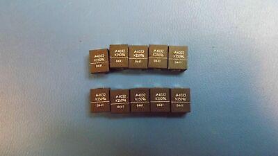 10pcs B72660m251k72 Varistor Mov 250vac320vdc 1200a 390v 4032 Smd