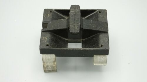 Square D FSP 2-Pole 60Amp Fuse Holder Pullout