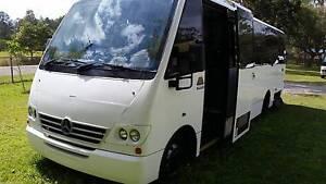 2002 Mercedes Benz 815d coach motorhome school tour charter bus Brisbane City Brisbane North West Preview