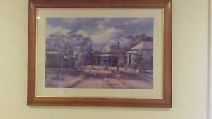 Framed Darcy Doyle prints x 2 Boronia Knox Area Preview