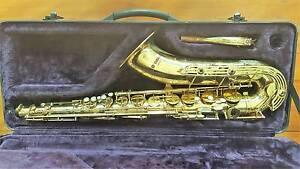 Vintage Yamaha 61 Tenor Saxophone Spring Hill Brisbane North East Preview