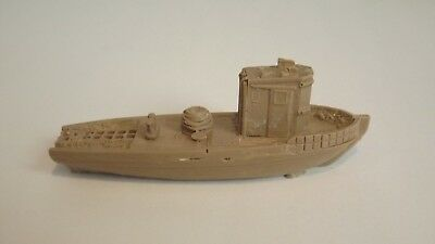 n scale unfinished waterline tow boat 1
