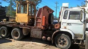Volvo F7 boogie drive truck Northgate Brisbane North East Preview