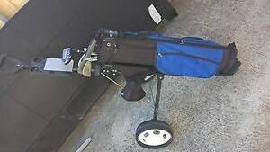 Golf Buggy with Golf Bag and Clubs High Wycombe Kalamunda Area Preview