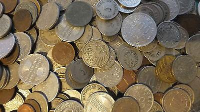 ★★★  33 Münzen aus dem Kaiserreich, 3. Reich und Weimar  ★★★