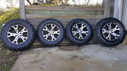 Navara Rims and Tyres Lenswood Adelaide Hills Preview