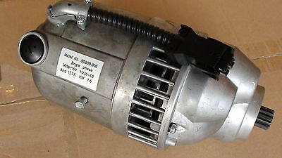 Induction Motor W Gear Box 2 Hp 87740 Fits For Ridgid 300 Pipe Threading Machine