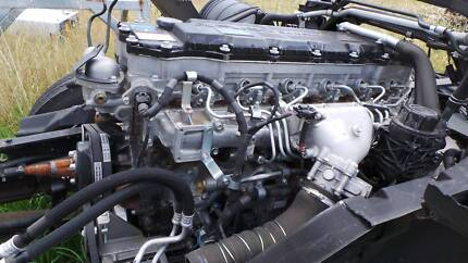 Mitsubishi Fighter 1627 Engine and Gear Box Done 40,000kms Only