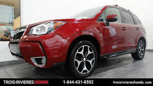 2014 Subaru Forester 2.0XT Limited Package cuir mags GPS