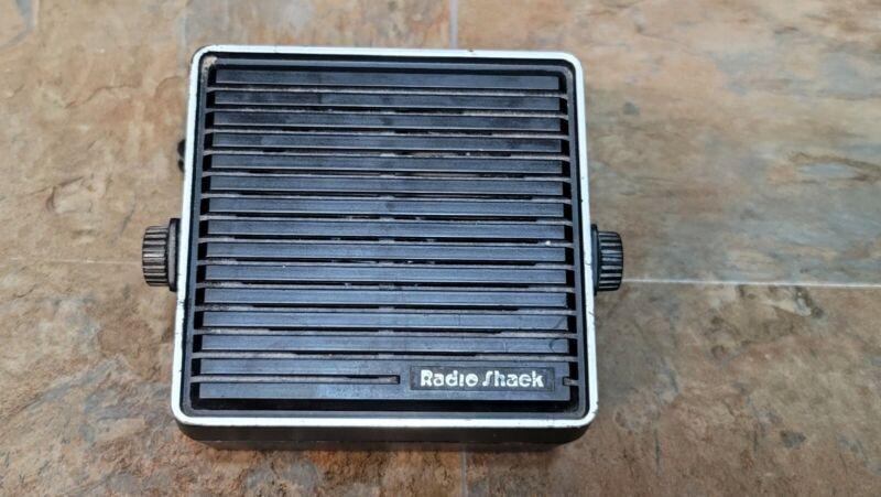 Radio Shack / Realistic Communications Extension Speaker 21-549A....(JJ)