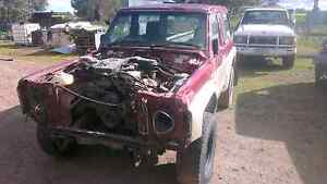 Nissan patrol shorties not TD42 dual fuel NOT WRECKING Dookie Outer Shepparton Preview