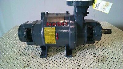 Nash Sc2 2 Vacuum Pump 316ss 160 Cfm 27 Hg 85875