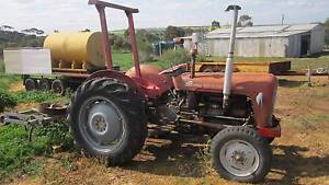 Massey 35 diesel 4cyl Balliang East Moorabool Area Preview