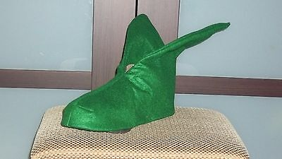 Robin the Boy Wonder Cosplay SHOE COVERS for your costume, cover your shoes - Boy Wonder Costume