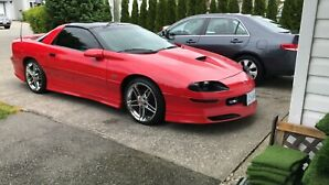 Chevrolet Camaro SS 1996 Z29 one of a kind