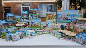 Sylvanian Families cheap 30% off RRP wide range brand new