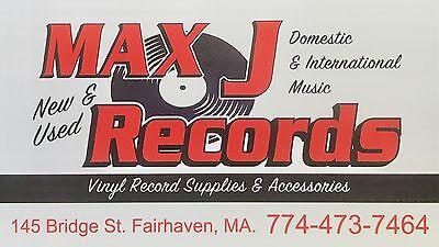 MAX J RECORDS