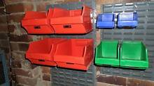 House & Garden Plastic Wall /Bench Top Bins Beacon Hill Manly Area Preview