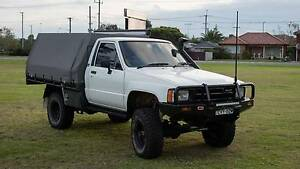 1985 Toyota Hilux Ute Adamstown Newcastle Area Preview