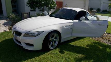 Great BMW Z4 M-Sport convertible for sale