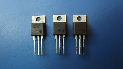3pcs S6055r S6055rtp Littelteccor Thyristor Scr 600v 650a 3-pin To-220ab
