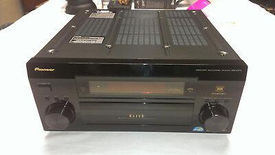 Pioneer Elite VSX 45TX 7.1 Channel 700 Watt Receiver! NEAR MINT!! WORKS GREAT!!
