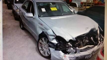 MERCEDES BENZ E280 2008  33,000KM WRECKING PARTS FROM $100 Cardiff Lake Macquarie Area Preview