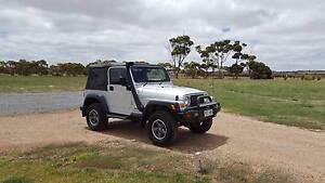 2005 Jeep Wrangler Convertible Strathalbyn Alexandrina Area Preview