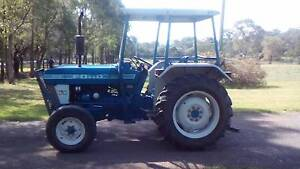Ford 4110 Tractor in good working order Approx 57HP Maroota The Hills District Preview