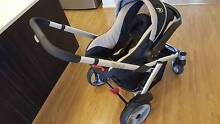 Steelcraft Cruiser Pram & Capsule Caboolture Caboolture Area Preview
