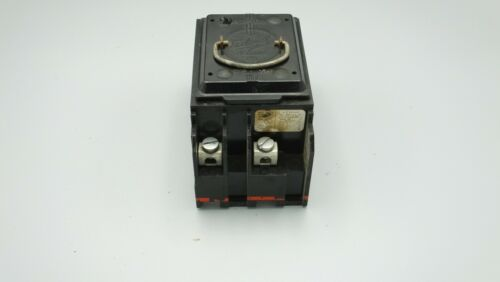Federal Pacific 240Volt 60Amp 2-Pole Fuse Block Pull Out Fuse Holder