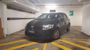 2009 Toyota Corolla Hatchback Neutral Bay North Sydney Area Preview