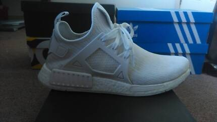 NMD XR1 White Size 10 US